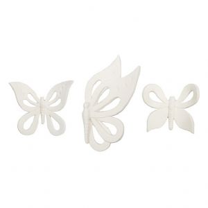 Sugar Butterflies, 3 sizes available.